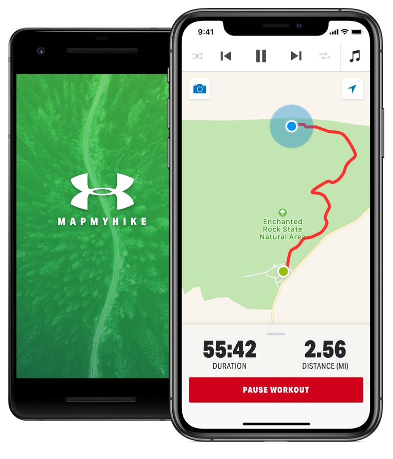 The Best, Free GPS Run Tracker by Under Armour - MapMyWalk