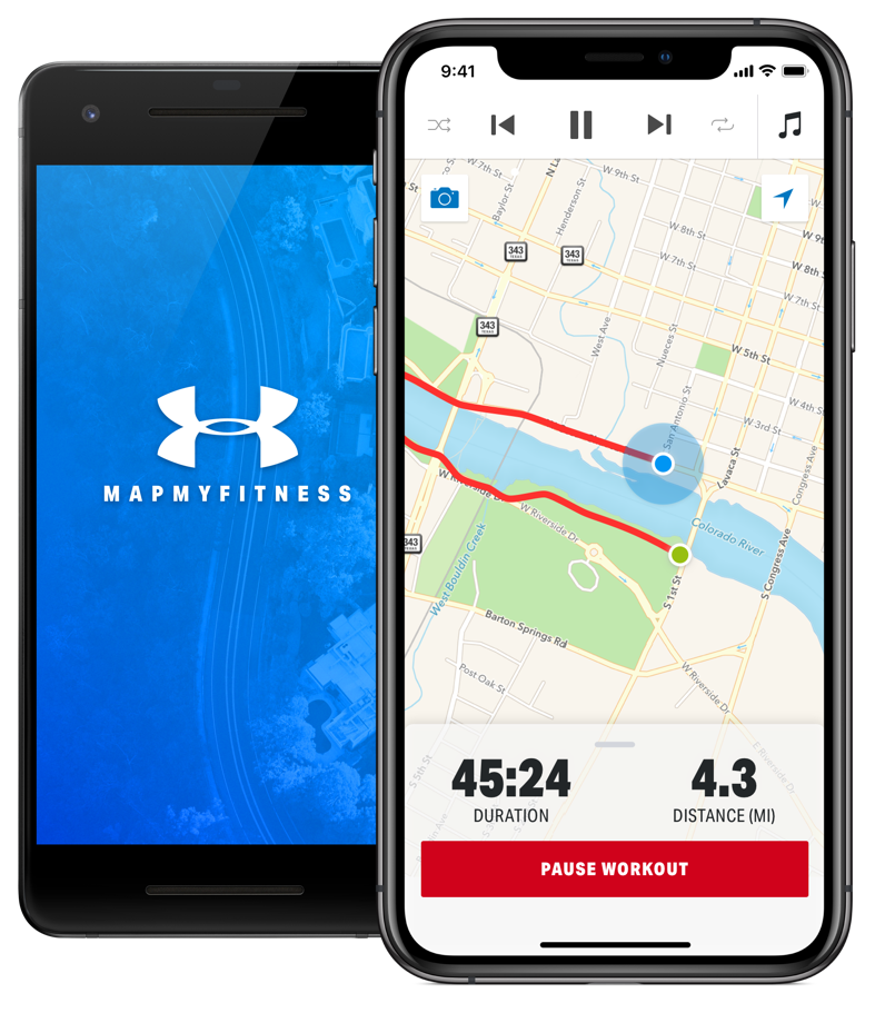 The Best, Free GPS Run Tracker by Under Armour - MapMyRun on light magnifier app, running app, map with legend scale title, mio heart monitor app, alarm clock plus app, star chart app, gym hero app, cyclemeter heart app, spark people app, gain fitness app, keeper app,