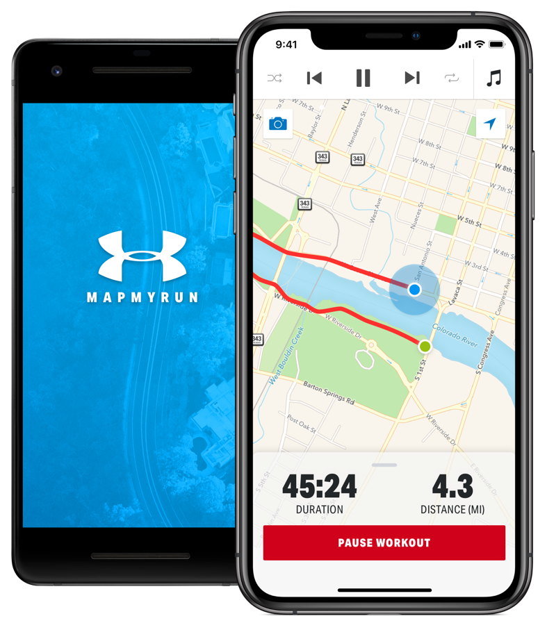 The Best, Free GPS Run Tracker by Under Armour - MapMyRide